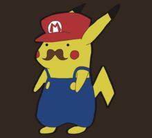 Mario Pikastache by anonfangirl