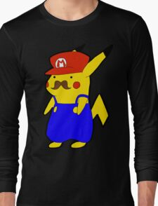 Mario Pikastache Long Sleeve T-Shirt