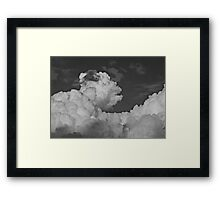 ©HCS Use Your Illusion IIA Monochromatic Framed Print