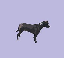 Light Purple Pup by pupsofnyc