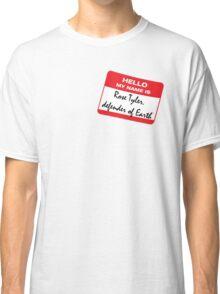 Rose Tyler, defender of Earth Classic T-Shirt