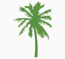Palm Tee by aasshhlliinn