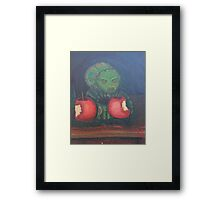 """The Choice"" by Carter L. Shepard Framed Print"