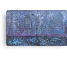 """Cityscape"" by Carter L. Shepard Canvas Print"