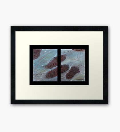 """Seascape"" by Carter L. Shepard Framed Print"