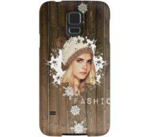 Snowflake V.1 Samsung Galaxy Case/Skin