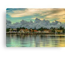 Florida Heat Canvas Print