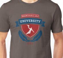 Boomshakalaka University Unisex T-Shirt