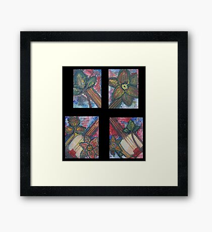 """A Little Sound"" by Carter L. Shepard Framed Print"