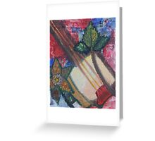 """A Little Sound 2"" by Carter L. Shepard Greeting Card"