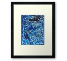 """Blue Dream"" by Carter L. Shepard Framed Print"