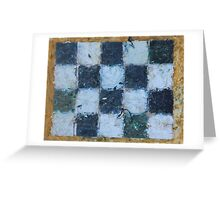 """Plaidscape"" by Carter L. Shepard Greeting Card"