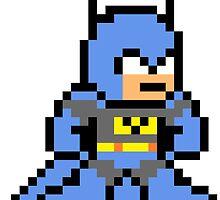 8-bit Batman by 8 Bit Hero
