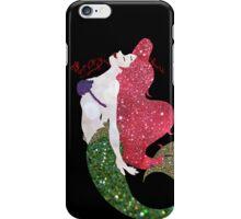Ariel In Glitter iPhone Case/Skin