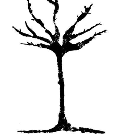 Tree of Shadow Sticker
