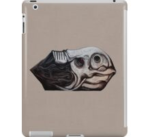 Cyber Mask Landscape iPad Cover iPad Case/Skin