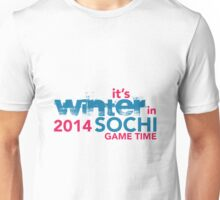 It's Winter in Sochi 2014 T-Shirt