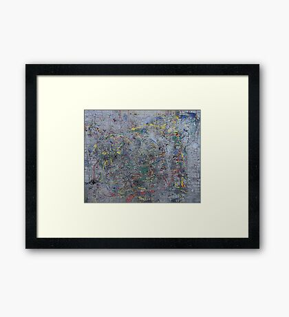 """Colorfall"" by Carter L. Shepard Framed Print"