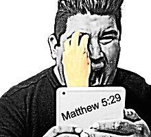 Matthew 5:29 by Speakdatruth619