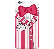 Dapper Dan - Pink iPhone Case/Skin