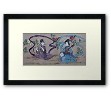 """A New Note"" by Carter L. Shepard Framed Print"