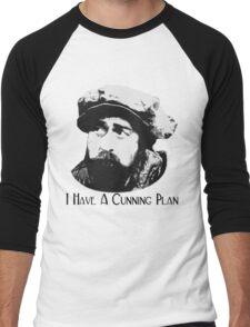 Baldrick - I Have A Cunning Plan Men's Baseball ¾ T-Shirt