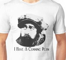 Baldrick - I Have A Cunning Plan Unisex T-Shirt