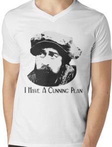 Baldrick - I Have A Cunning Plan Mens V-Neck T-Shirt