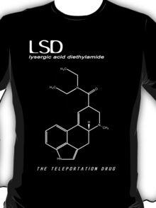 LSD -- Lysergic Acid Diethylamide T-Shirt