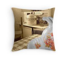 The Farm 1952 Throw Pillow