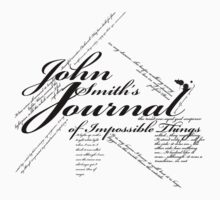 John Smith's Journal of impossible things by beetlesque