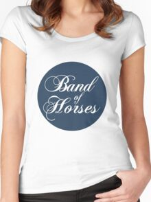 Band of Horses Women's Fitted Scoop T-Shirt