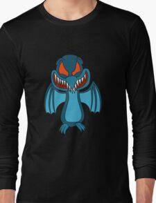 Evil Penguin Long Sleeve T-Shirt