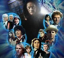 Doctor Who - The Light at the End by Sam Richard Bentley