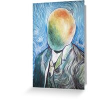 Vincent Mango Greeting Card
