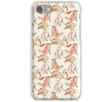 Fox Trot iPhone Case/Skin