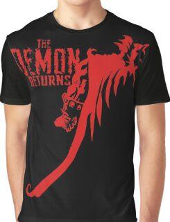 The Demon Returns Graphic T-Shirt