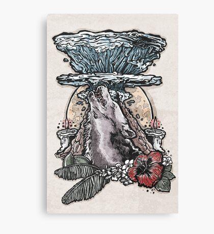 zenith Canvas Print