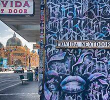 Movida Next Door by Shari Mattox-Sherriff