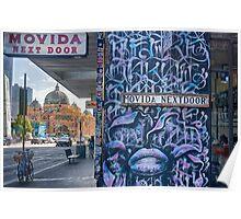 Movida Next Door Poster