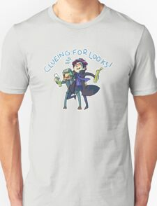 Clueing for Cuties T-Shirt