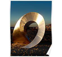 Sunset, Cottesloe Beach Poster