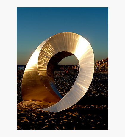 Sunset, Cottesloe Beach Photographic Print