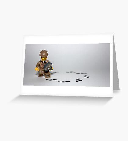 Elementary Greeting Card