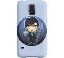 Sherlock and his Harpoon  Samsung Galaxy Case/Skin