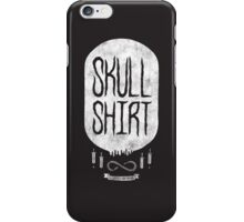 Skull Shirt iPhone Case/Skin