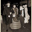 Carte de Visite 2013 Vintage Costume Photography by patjila