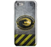 1st Kaiju Division iPhone Case/Skin