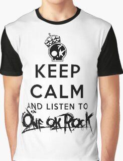 keep calm - one ok rock enjoy Graphic T-Shirt