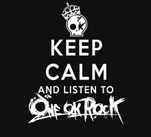 keep calm - one ok rock enjoy Unisex T-Shirt